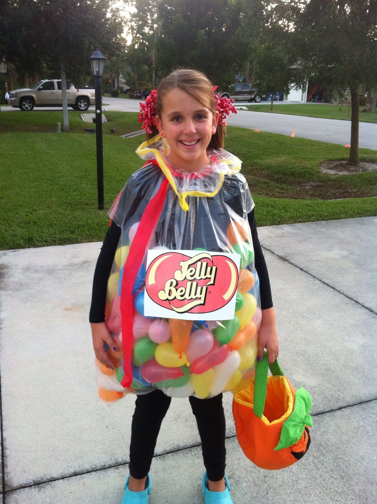 """Best ideas about DIY Jelly Bean Costume . Save or Pin Halloween Costumes 2013 """"Jelly Beans"""" Now."""