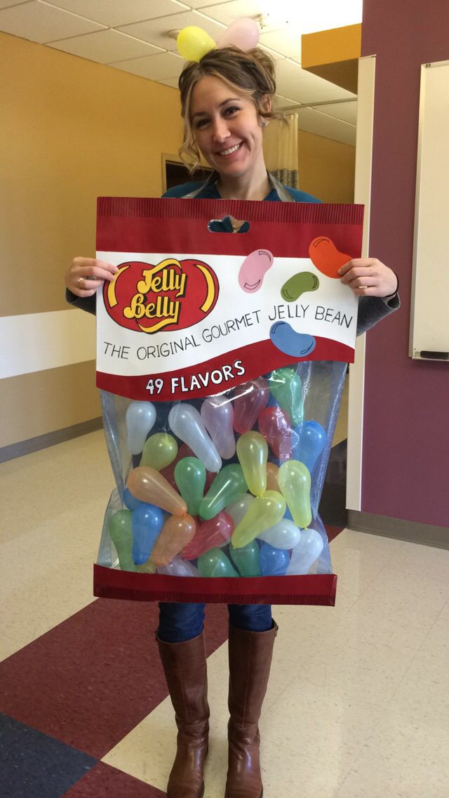 Best ideas about DIY Jelly Bean Costume . Save or Pin Jelly Belly Halloween Costume Trick or Treat Now.