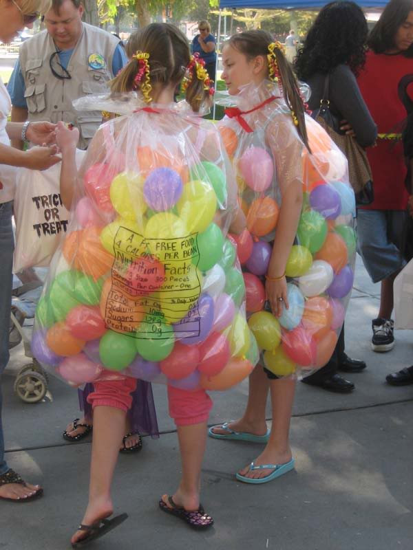 Best ideas about DIY Jelly Bean Costume . Save or Pin 40 Awesome Homemade Kid Halloween Costumes You Can Now.