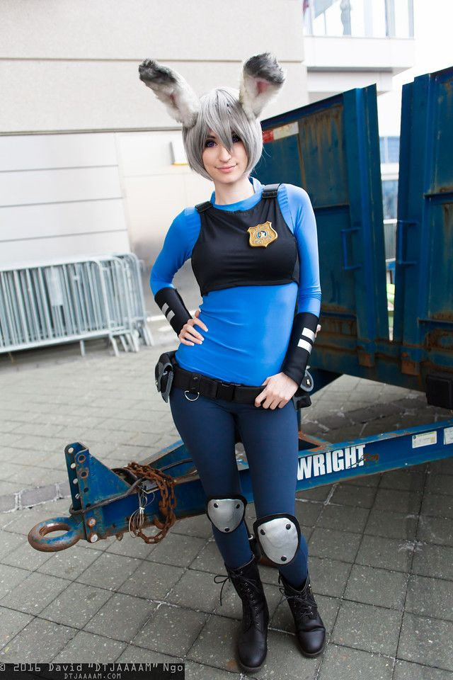 Best ideas about DIY Judy Hopps Costume . Save or Pin 141 best images about Halloween on Pinterest Now.