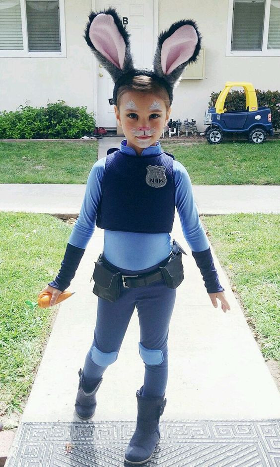 Best ideas about DIY Judy Hopps Costume . Save or Pin 30 Disney Costumes and DIY Ideas for Halloween 2017 Now.