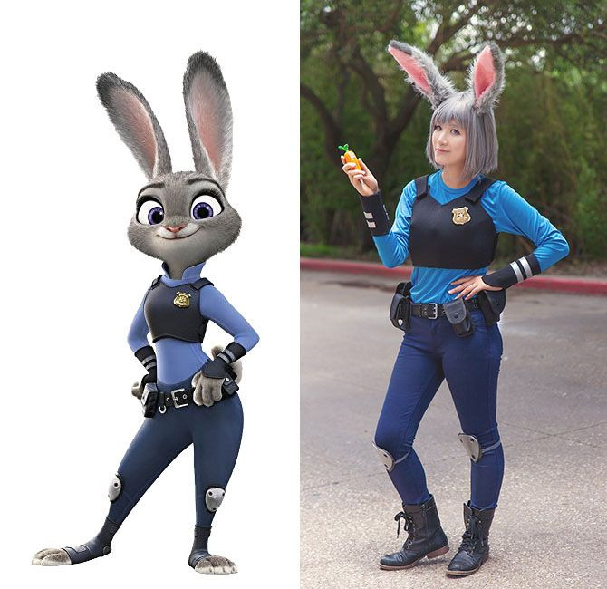 Best ideas about DIY Judy Hopps Costume . Save or Pin 34 best images about Cosplay on Pinterest Now.