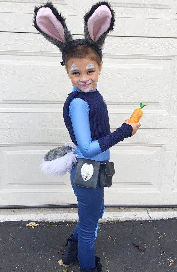 Best ideas about DIY Judy Hopps Costume . Save or Pin Judy Hopps Costume Zootopia por JustSewSpecialShop en Etsy Now.