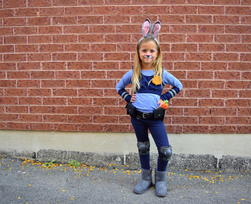 Best ideas about DIY Judy Hopps Costume . Save or Pin DIY Judy Hopps Costume from Zootopia northstory Now.
