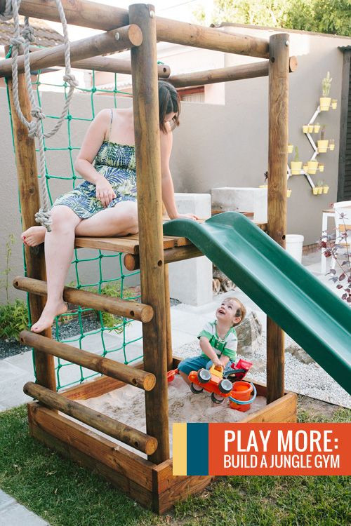 Best ideas about DIY Jungle Gym . Save or Pin Top 5 tips for planning and building a Jungle Play Gym Now.