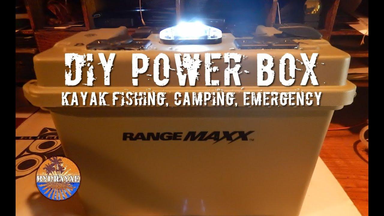 Best ideas about DIY Kayak Battery Box . Save or Pin DIY Kayak Fishing Battery Box Now.