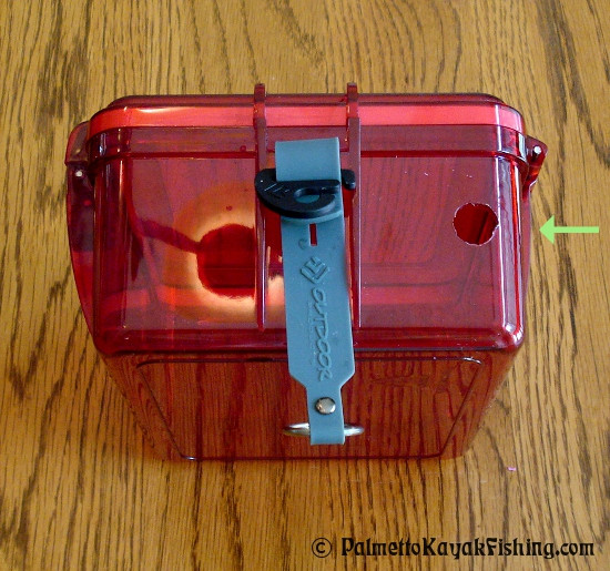 Best ideas about DIY Kayak Battery Box . Save or Pin Palmetto Kayak Fishing Kayak Battery Box for the 2012 Now.