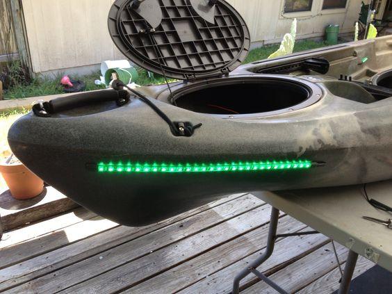 Best ideas about DIY Kayak Lights . Save or Pin Kayak Fishing Lights Kayak Pinterest Now.