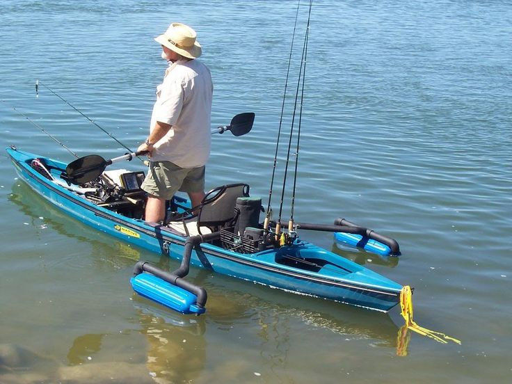 Best ideas about DIY Kayak Outriggers . Save or Pin plete Diy canoe outrigger stabilizer Jamson Now.