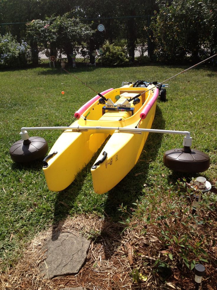 Best ideas about DIY Kayak Outriggers . Save or Pin 63 best images about diy canoe outrigger on Pinterest Now.