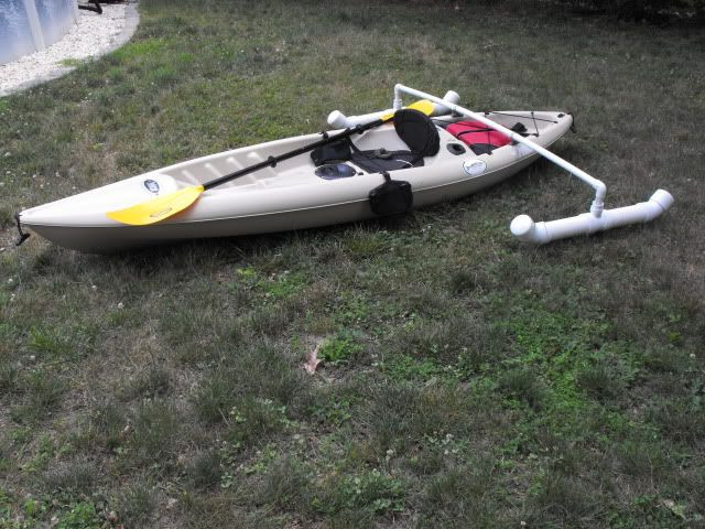 Best ideas about DIY Kayak Outriggers . Save or Pin kayak outriggers Google Search canoe Now.