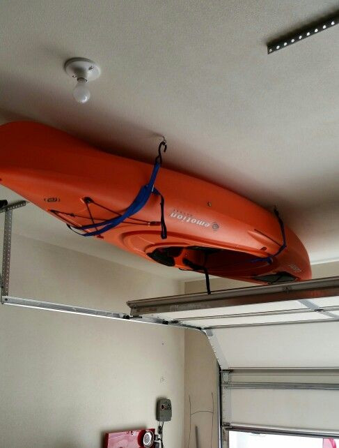 Best ideas about DIY Kayak Rack Ceiling . Save or Pin Best 25 Kayak storage ideas on Pinterest Now.