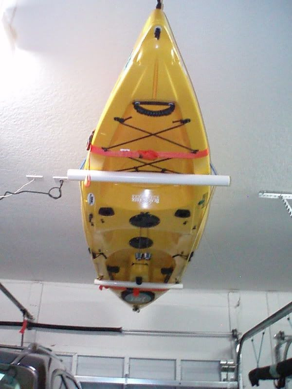 Best ideas about DIY Kayak Rack Ceiling . Save or Pin 25 best ideas about Garage ceiling storage on Pinterest Now.
