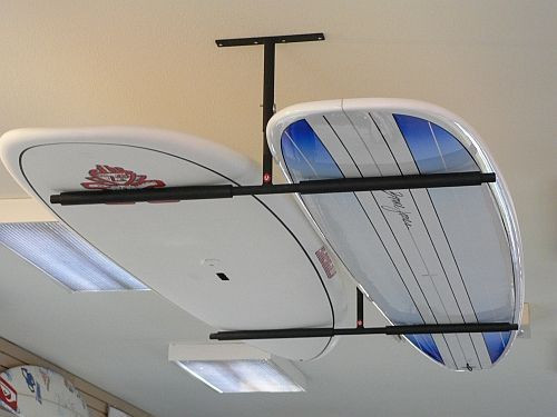 Best ideas about DIY Kayak Rack Ceiling . Save or Pin 25 best ideas about Paddle board racks on Pinterest Now.