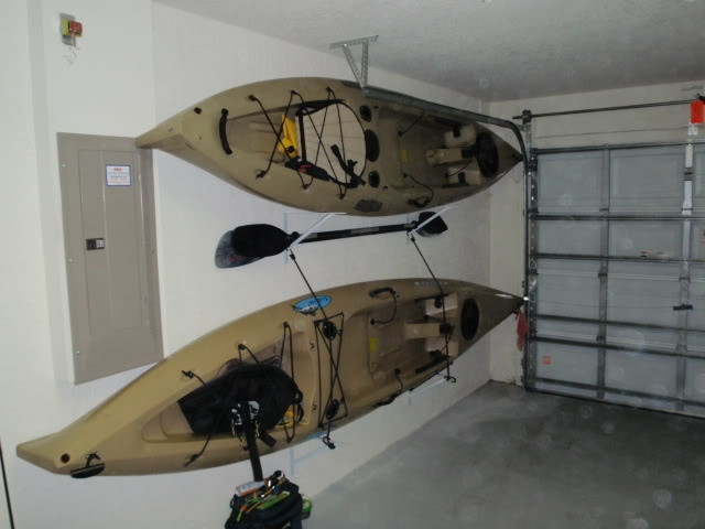 Best ideas about DIY Kayak Rack Ceiling . Save or Pin Best 25 Kayak storage rack ideas on Pinterest Now.