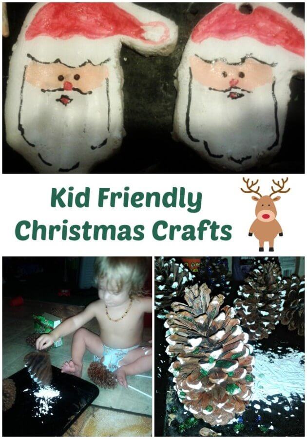 Best ideas about DIY Kid Friendly Christmas Ornaments . Save or Pin Toddler DIY Kid Friendly Christmas Crafts Now.