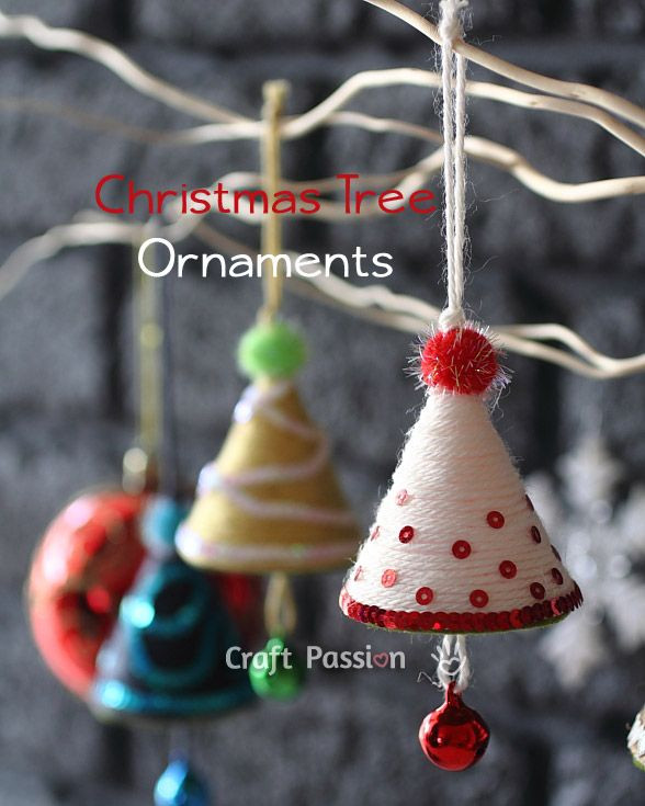 Best ideas about DIY Kid Friendly Christmas Ornaments . Save or Pin 30 Kid Friendly Handmade Christmas Ornaments Suburble Now.