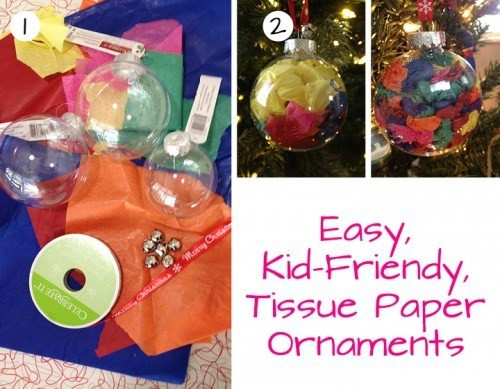 Best ideas about DIY Kid Friendly Christmas Ornaments . Save or Pin Easy Kid Friendly DIY Christmas Ornaments Now.