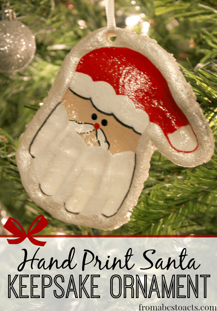Best ideas about DIY Kid Friendly Christmas Ornaments . Save or Pin Over 29 DIY Homemade Salt Dough Ornaments for the Kids to Now.