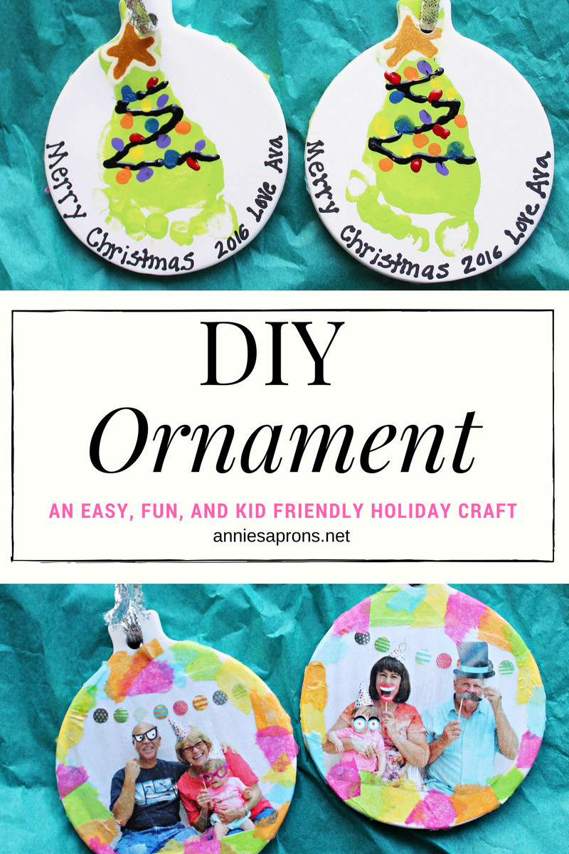 Best ideas about DIY Kid Friendly Christmas Ornaments . Save or Pin DIY Ornament An Easy Fun and Kid Friendly Holiday Craft Now.