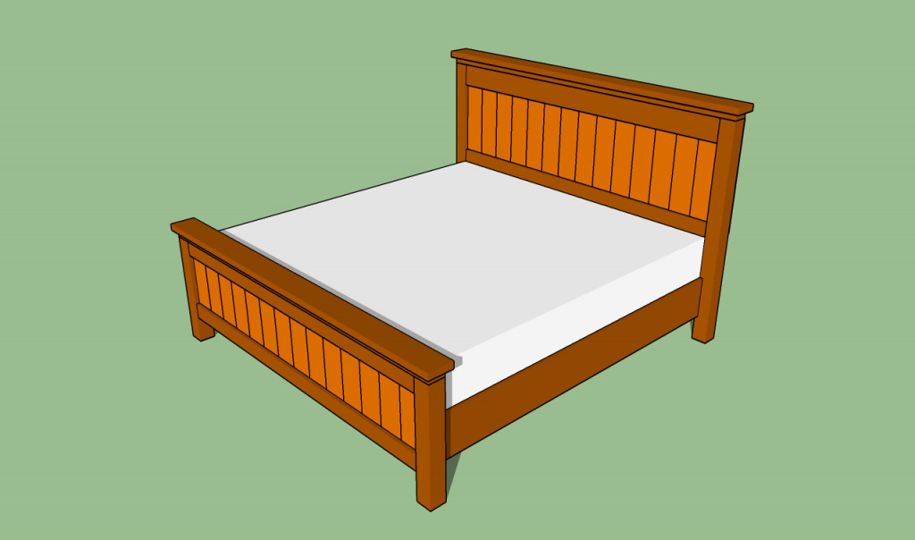 Best ideas about DIY King Bed Frame Plans . Save or Pin How to build a king size bed frame Now.