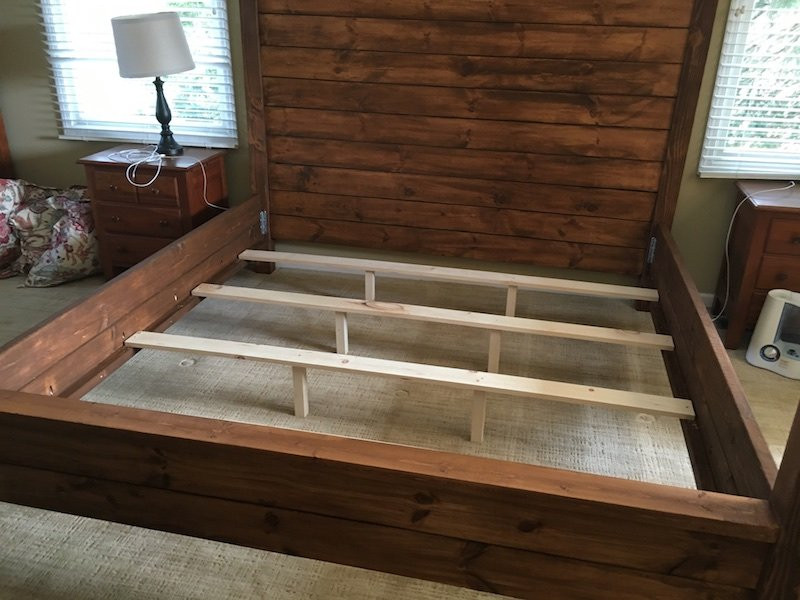 Best ideas about DIY King Size Bed Frame Plans . Save or Pin Build Wooden Twin Bed Frame – Loccie Better Homes Gardens Now.