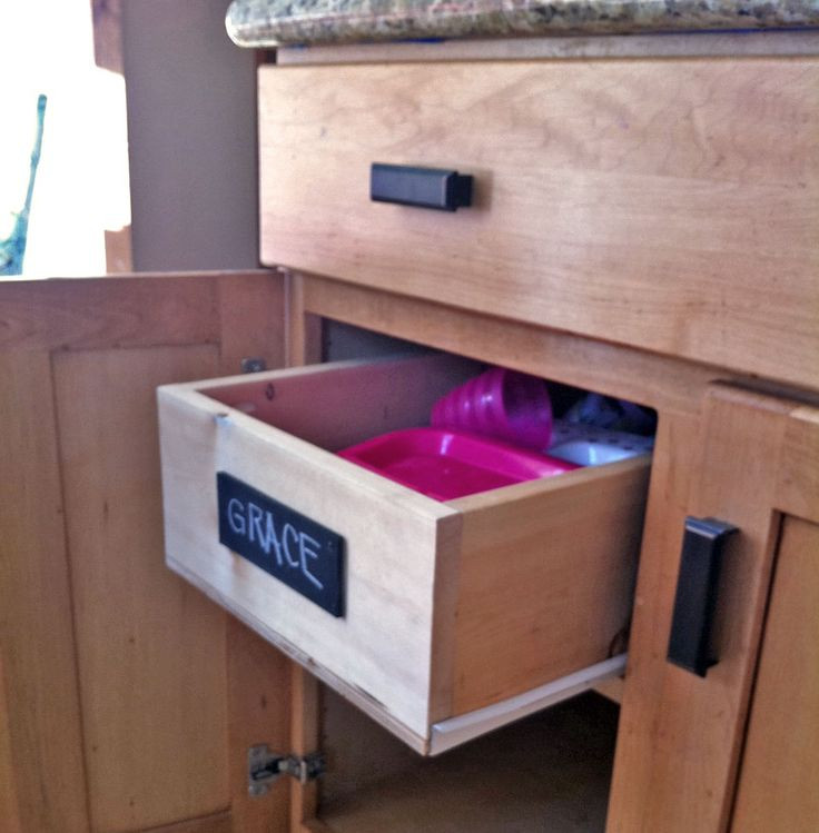 Best ideas about DIY Kitchen Cabinet Drawers . Save or Pin Best 25 Cabinet drawers ideas on Pinterest Now.
