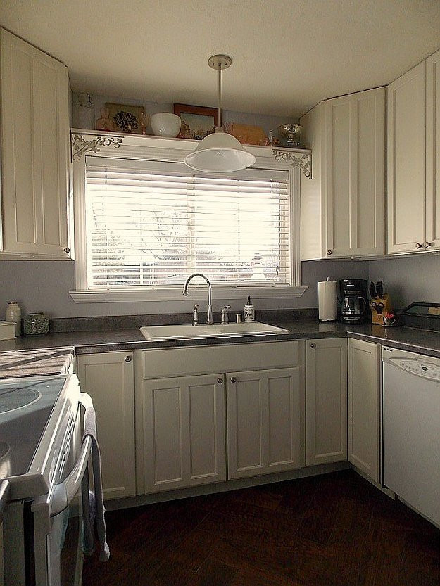 Best ideas about DIY Kitchen Cabinet Refinishing . Save or Pin Cabinet Refacing Ideas DIY Projects Craft Ideas & How To's Now.