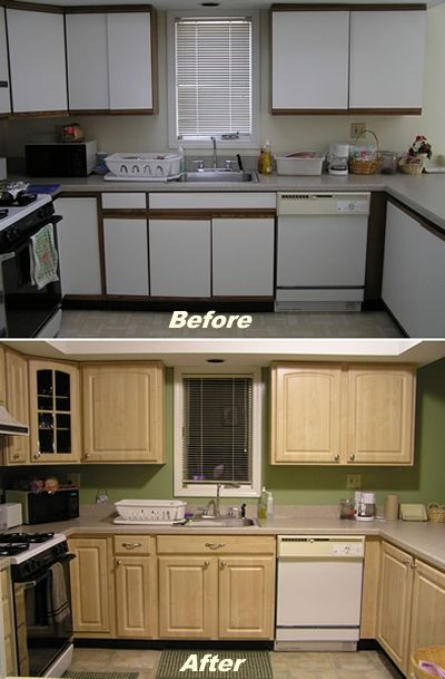 Best ideas about DIY Kitchen Cabinet Refinishing . Save or Pin Best 20 Cabinet refacing ideas on Pinterest Now.