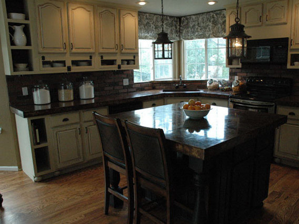Best ideas about DIY Kitchen Cabinet Refinishing . Save or Pin How to Reface and Refinish Kitchen Cabinets how tos Now.