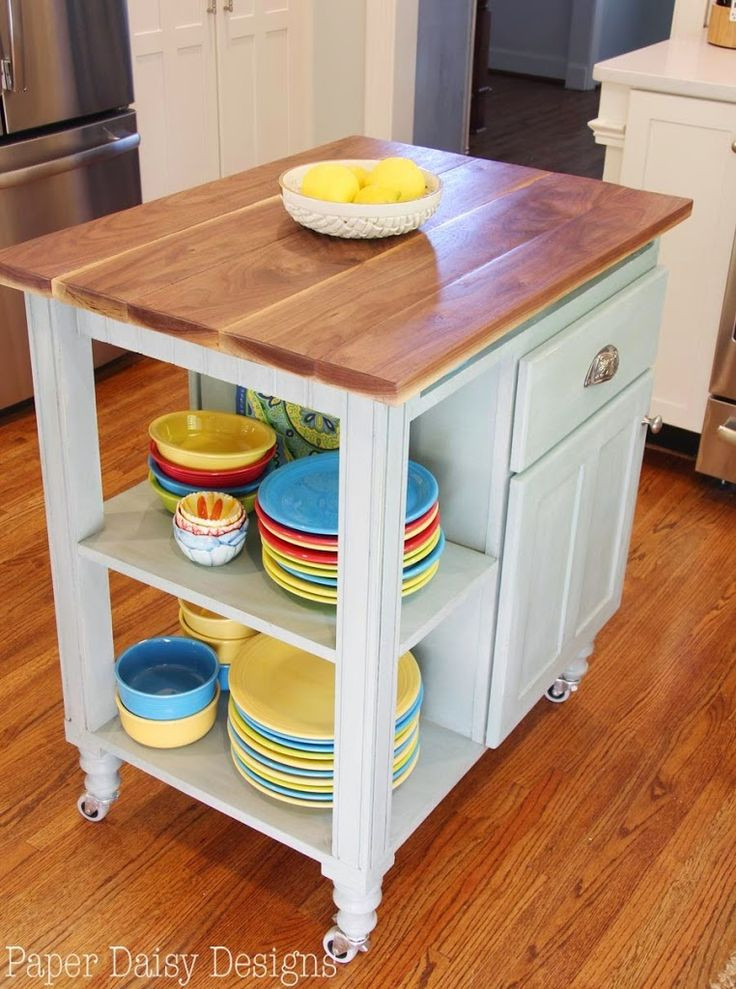 Best ideas about DIY Kitchen Cart . Save or Pin 76 best images about KITCHEN on Pinterest Now.