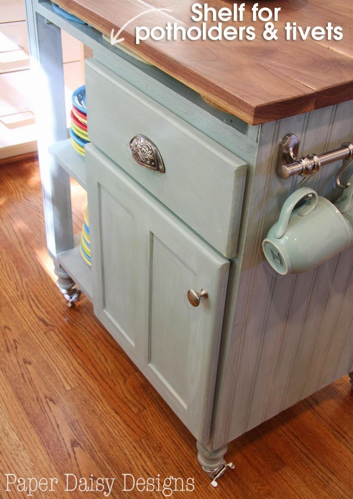 Best ideas about DIY Kitchen Cart . Save or Pin DIY Kitchen Island Cart Now.