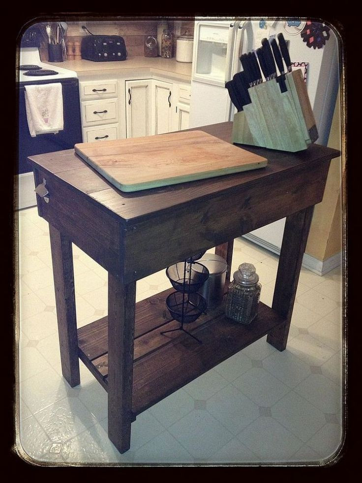 Best ideas about DIY Kitchen Cart . Save or Pin Pinterest Discover and save creative ideas Now.