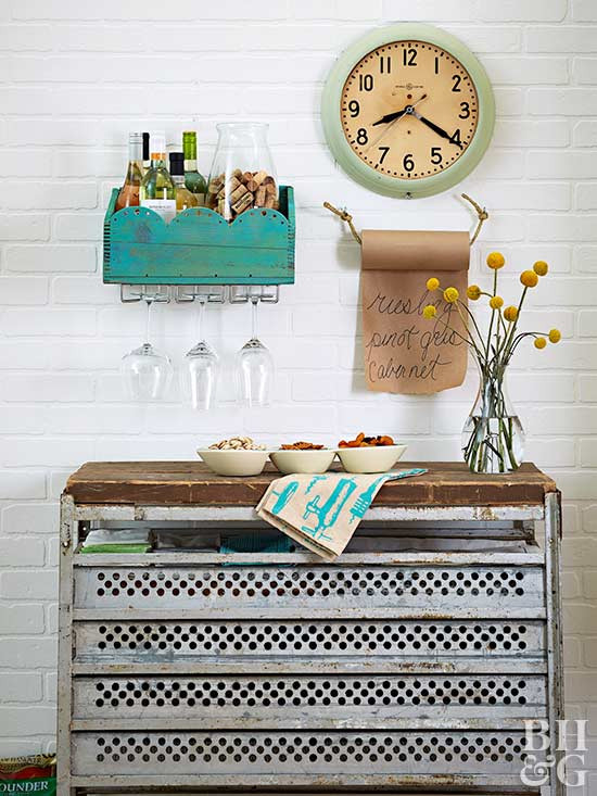 Best ideas about DIY Kitchen Decorating Ideas . Save or Pin Easy DIY Kitchen Decorating Now.