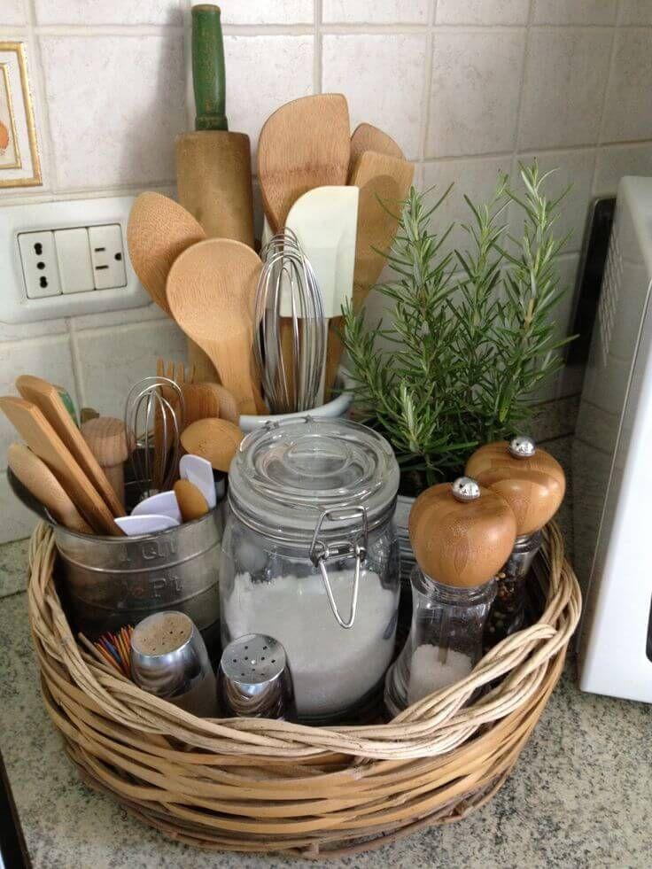 Best ideas about DIY Kitchen Decorating Ideas . Save or Pin 20 best ideas about Diy Kitchen Ideas on Pinterest Now.