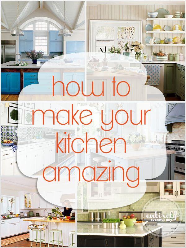 Best ideas about DIY Kitchen Decorating Ideas . Save or Pin 295 best DIY Kitchen Decor images on Pinterest Now.
