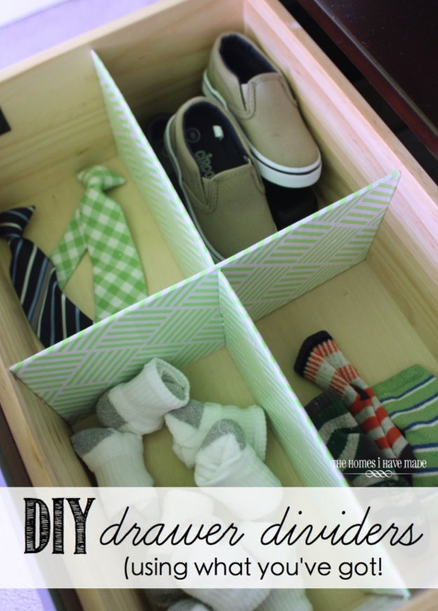 Best ideas about DIY Kitchen Drawer Dividers . Save or Pin DIY Drawer Dividers DIY Ready Now.