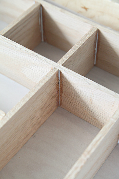 Best ideas about DIY Kitchen Drawer Dividers . Save or Pin IHeart Organizing Four Days & Four Drawers Mini Now.