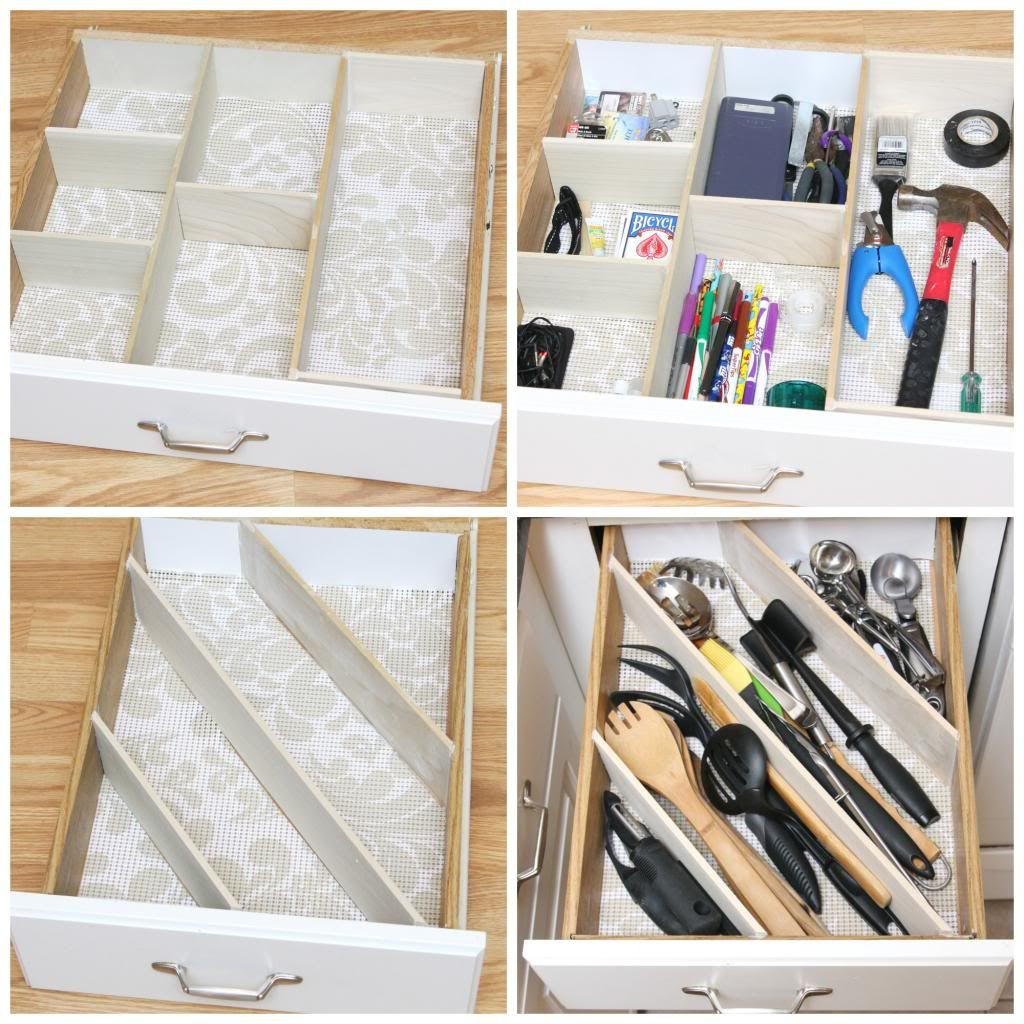 Best ideas about DIY Kitchen Drawers . Save or Pin DIY Drawer Dividers Cool Kitchens Now.