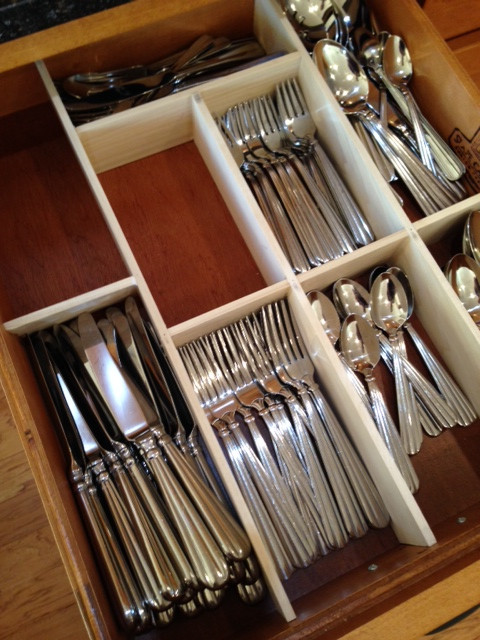 Best ideas about DIY Kitchen Drawers . Save or Pin DIY Kitchen Drawer Organizer Lynn s Kitchen Adventures Now.