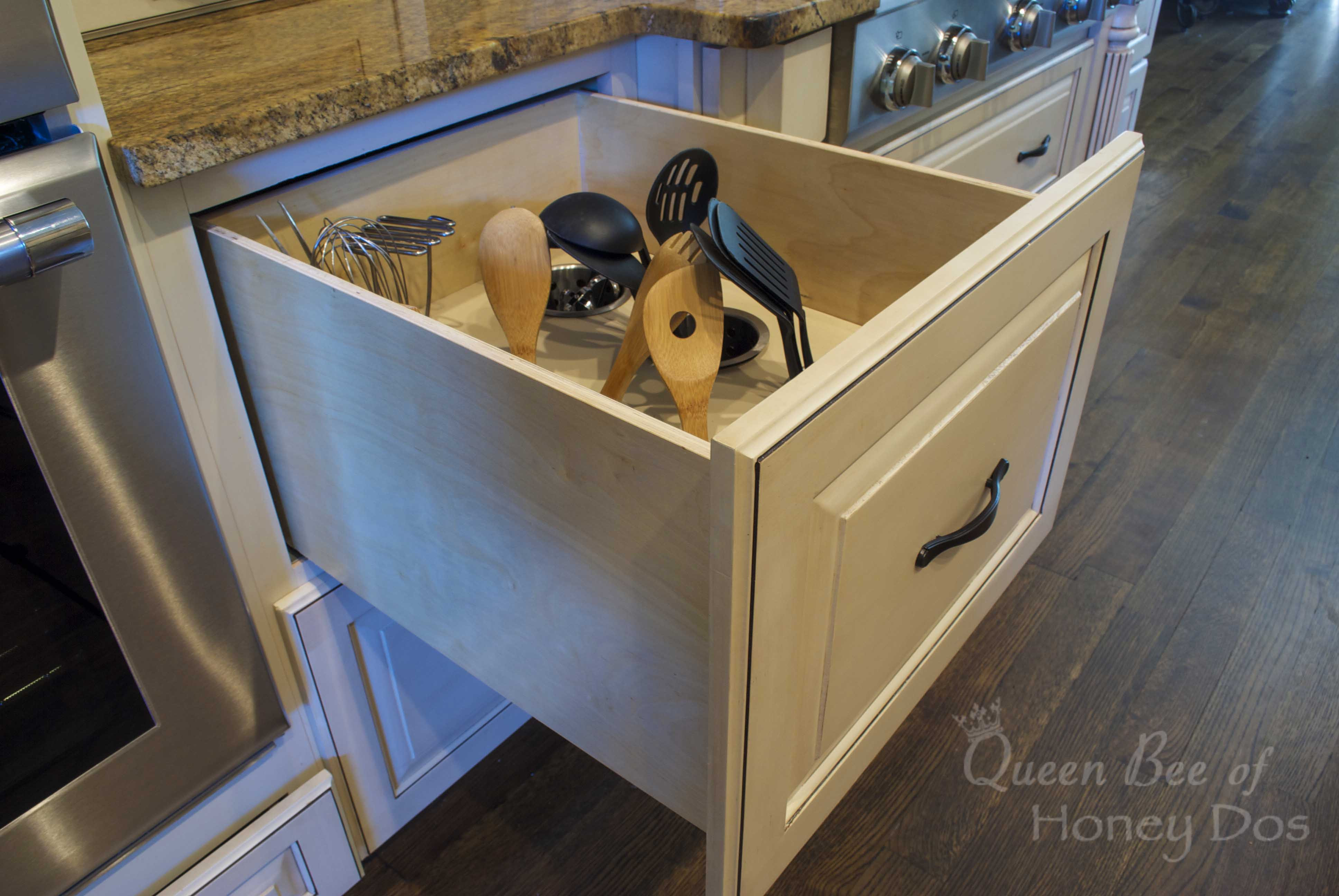 Best ideas about DIY Kitchen Drawers . Save or Pin Remodelaholic Now.