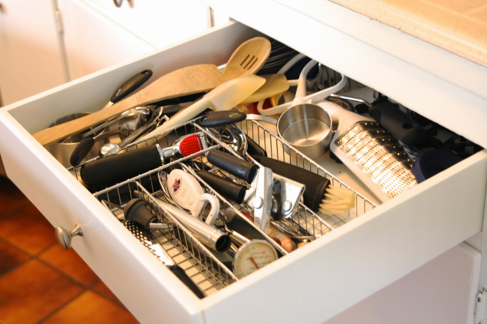 Best ideas about DIY Kitchen Drawers . Save or Pin simply organized DIY Custom Drawer Dividers Now.
