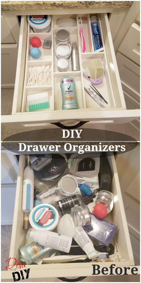 Best ideas about DIY Kitchen Drawers . Save or Pin Best 25 Bathroom drawer organization ideas on Pinterest Now.