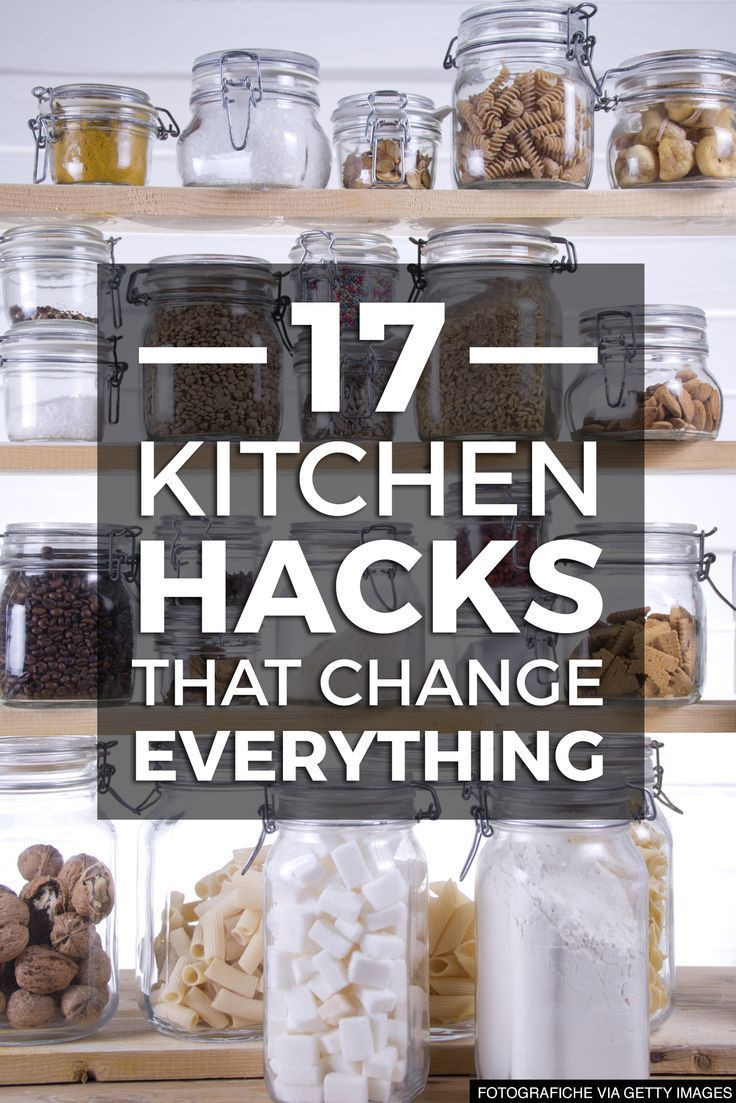 Best ideas about DIY Kitchen Hacks . Save or Pin 196 best images about Easy Household Hacks on Pinterest Now.