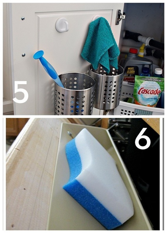 Best ideas about DIY Kitchen Hacks . Save or Pin 207 best images about Life Hacks on Pinterest Now.