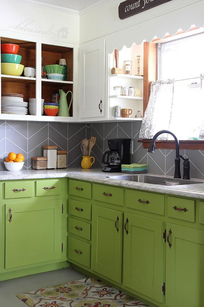 Best ideas about DIY Kitchen Idea . Save or Pin DIY Kitchen Backsplash Ideas Now.