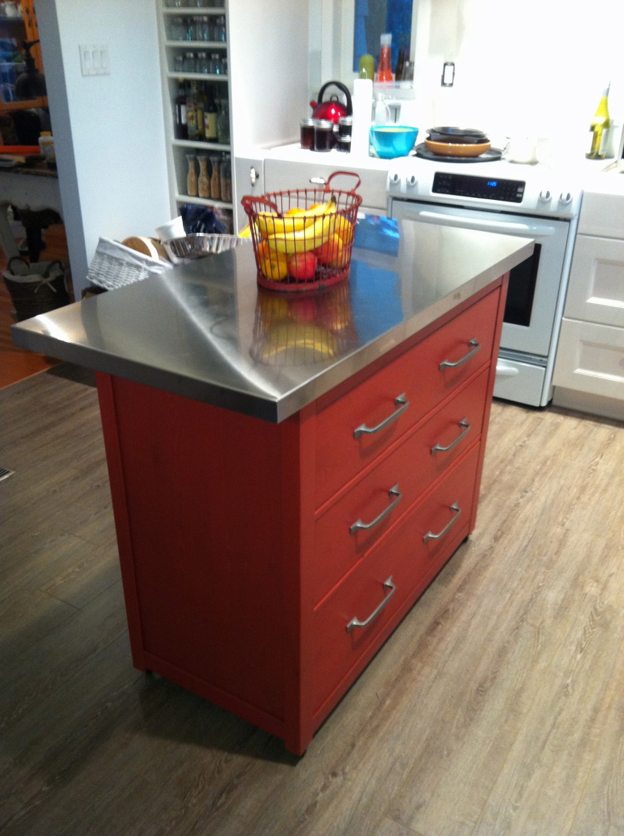 Best ideas about DIY Kitchen Island Ikea . Save or Pin Hemnes Kitchen Island IKEA Hackers IKEA Hackers Now.