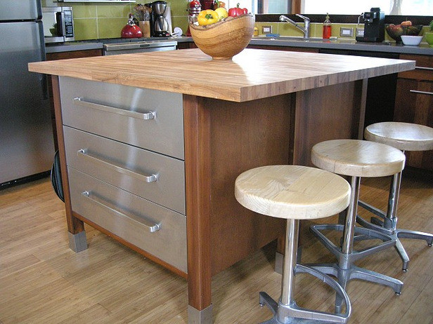 Best ideas about DIY Kitchen Island Ikea . Save or Pin Cost Cutting Kitchen Remodeling Ideas Now.