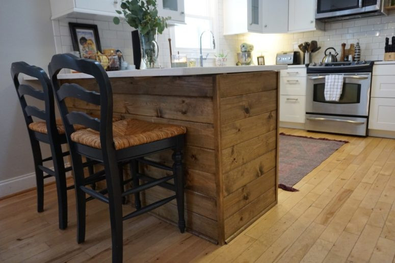 Best ideas about DIY Kitchen Island Ikea . Save or Pin 10 Awesome DIY Kitchen Islands From IKEA Items Shelterness Now.