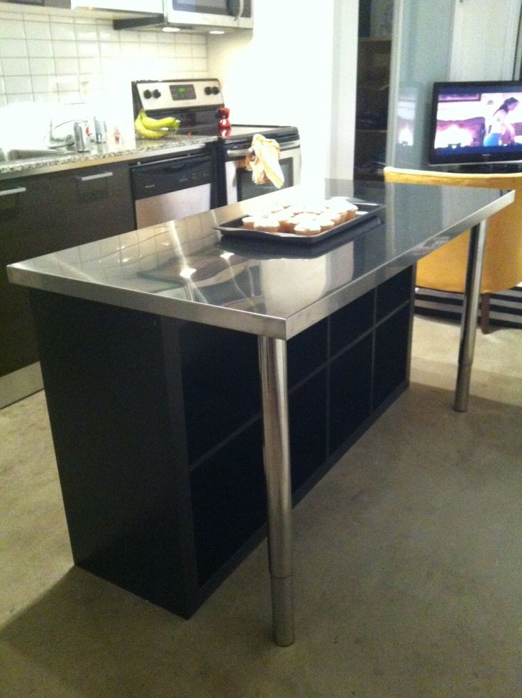 Best ideas about DIY Kitchen Island Ikea . Save or Pin Diy Kitchen Island Ikea WoodWorking Projects & Plans Now.
